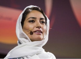 """""""Code Is Not Just about Computers, It's About People"""": Inspiring the Aspiring Young Women Coders of Afghanistan"""