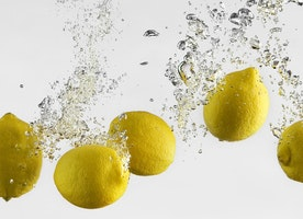 Kitchen Tips Tuesday: Frozen Lemons