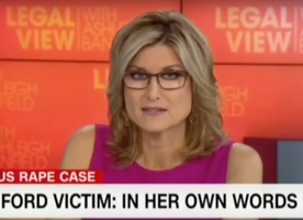 CNN's Ashleigh Banfield Devoted 23 Minutes to Reading the Stanford Rape Survivor's Letter on Air