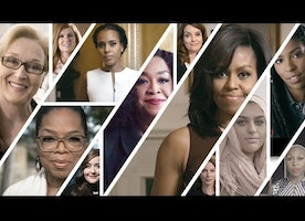 Michelle Obama Got a Kick-Ass Lady Crew To Celebrate The US of Women!