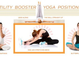 4 Fertility Booster Yoga Positions