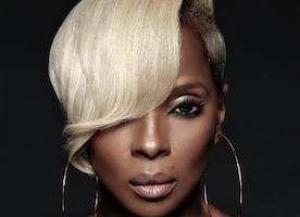 "Mary J. Blige and Top Women Songwriters Come Together for ASCAP ""She Is The Music"" Song Camp"