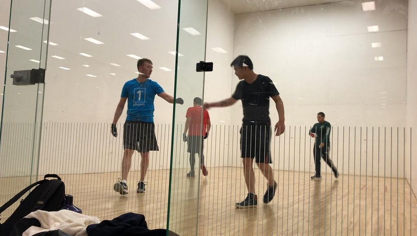 Being Competitive with Professional Handball Player Josef Gotsch
