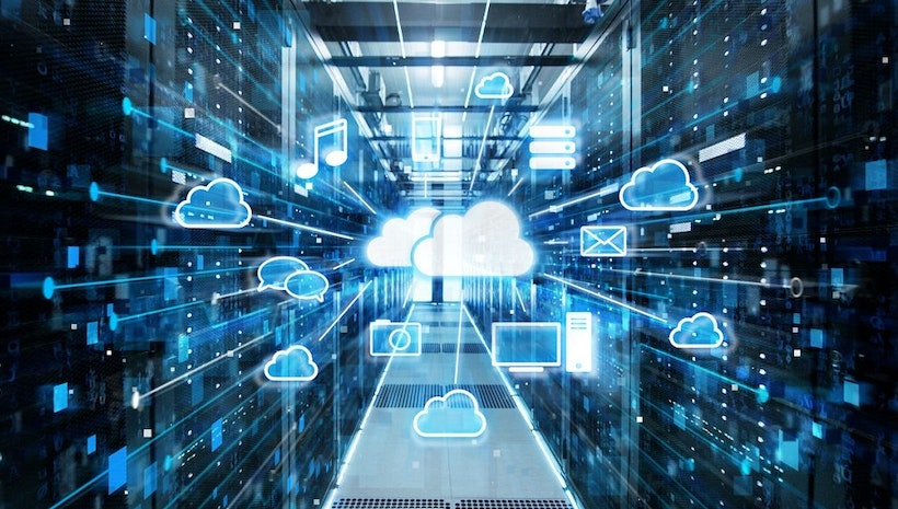 The Cloud and the Internet of the Workplace