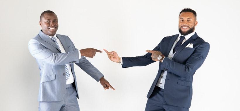 #WealthWednesday: A Conversation w YooTroo Founders; Entrepreneur Jean Paul + NFL Superstar Nolan Carroll.