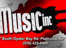 All Music Inc. in Plainview  Hosting FREE Clinic With Guitar Virtuoso Michael Angelo Batio Saturday, October 27th
