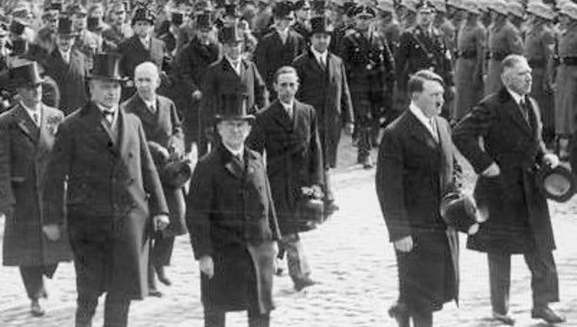 the rise of adolf hitler from legal chancellor to legal dictator