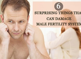 6 Surprising Things That Can Damage Male Fertility System