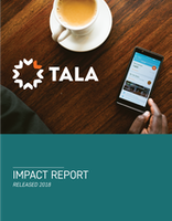 Tala Releases First Impact Report on Kenya