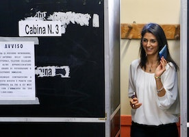 Rome Elects a Woman Mayor - Virginia Raggi