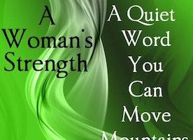 Strong+Quiet=Still Heard