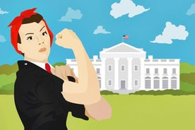 Boss Ladies: Women in Politics