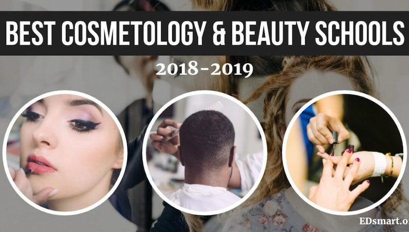 EDsmart Names the Top Cosmetology & Beauty School Programs in the