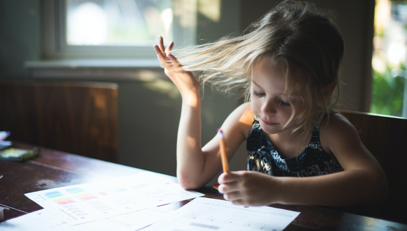 Five Reasons Why Kids Don't Complete Homework