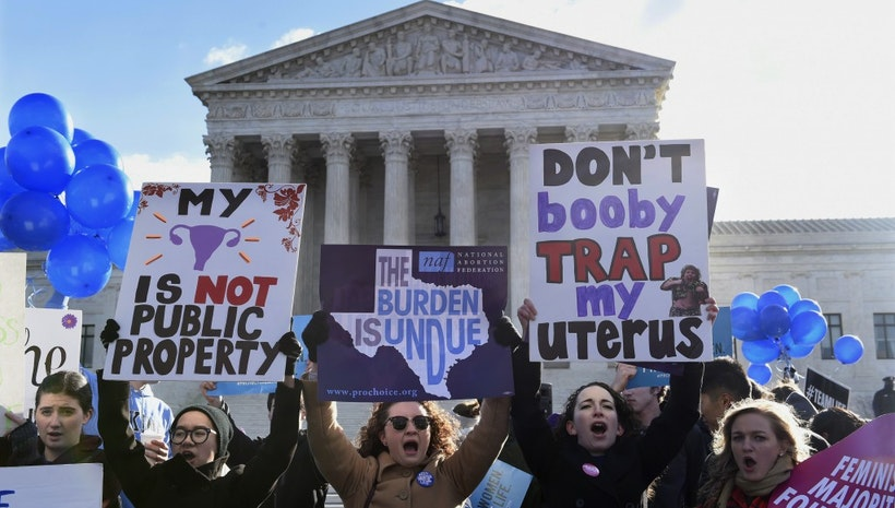 In The News: US, Texas, and Abortion Safety Law