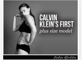 "I Guess I'm Considered ""Plus Size"""