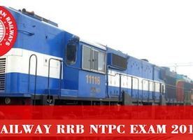 Number of candidate appers in RRB NTPC Exam?, How many candidates applied for Railway NTPC
