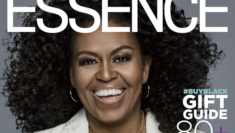 Michelle Obama Graces Essence's December/January Cover!