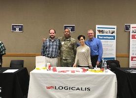 Great Day at the MI Veterans Career Fair @ Washtenaw Community College