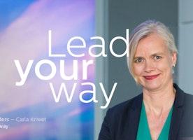 Lead your way- Meet Carla