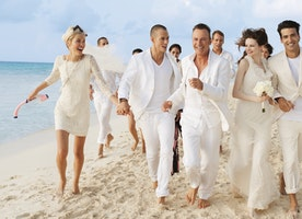 ALL INCLUSIVE COLLECTION AND COLIN COWIE SAY 'I DO' TO WEDDING PARTNERSHIP RENEWAL