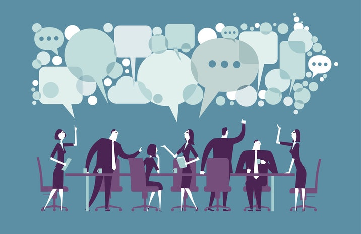 Making your voice heard at work