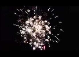 Fireworks, West Seneca, New York
