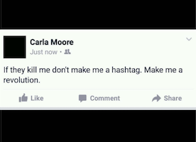 Grief and Social Media