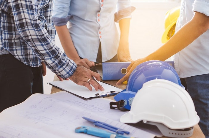 Design-Build Construction and Industrial Property — A Step-By-Step Overview