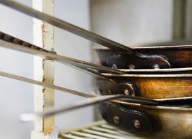 Kitchen Tips Tuesday: Rusty Pans