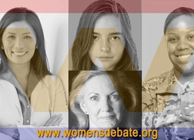 Take Women and Women's Issues Seriously in This Election.