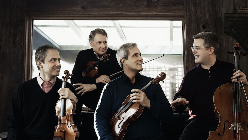 Calling all Classical Music Lovers: The Emerson String Quartet Celebrates its 40th Anniversary Season