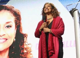 Legendary Dancer Debbie Allen Received a Lifetime Achievement Award from AH Foundation During World AIDS Day