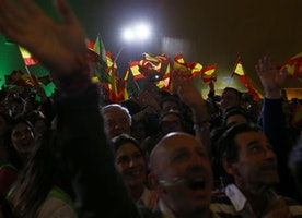 Far-Right Party in Spain Wins 12 Seats in Regional Parliament