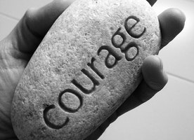 CREATING COURAGE