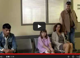 This Racist Family Gets The Surprise Of Their Life At The Doctor's Office.