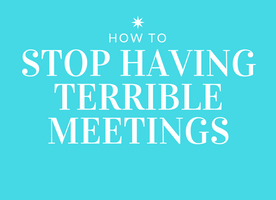7 Tips to Lead Meetings Effectively