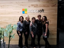 Our Logicalis team visited Microsoft's new office in Detroit this week!