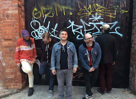 Brooklyn's LUV DOT GOV Get Set for Upcoming NY & PA Dates in 2019  Following U.K. Tour