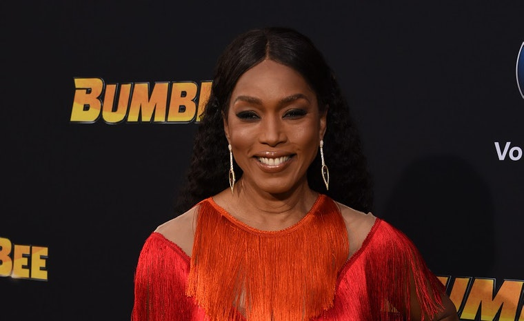 Actress Angela Bassett Attends BUMBLEBEE Premiere in Hollywood, CA