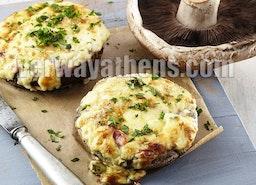 Vegan Stuffed Mushroom Recipe   Recipes   Verway Athens