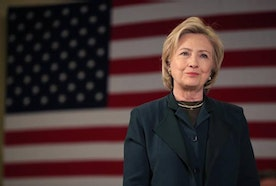 Hillary Clinton is making history: So why doesn't anyone care?