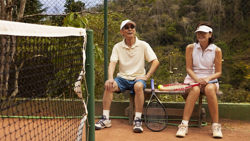 Redefining retirement:  A little of this and a little of that