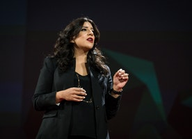 """""""Teach girls bravery, not perfection"""" by Founder & CEO of Girls Who Code"""