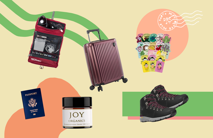 13 Last-Minute Gifts For The Female Adventure Traveler