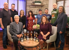 """CBS & NBC TV'S """"Live It Up! With Donna Drake""""  Wins TWO National Telly Awards  For 2018 Coverage on Helping Bullied Youth"""