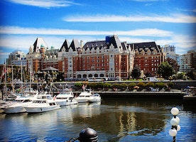 Victoria, BC: The Gold Experience at the Fairmont Empress #Travel