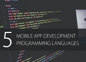 The 5 Best Mobile Application App Development Languages