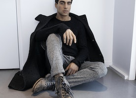 Actor and Model Christian Riccardi Making Netflix Debut in TWO Upcoming 2019 Roles