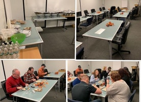 Radware's Thanksgiving Luncheon
